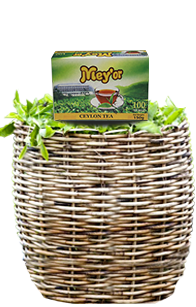Export Tea Packs - Sri Lanka Tea Exports - Branded Tea Packs for Exports